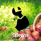 Serwis narzędzi ogrodniczych Olsztyn