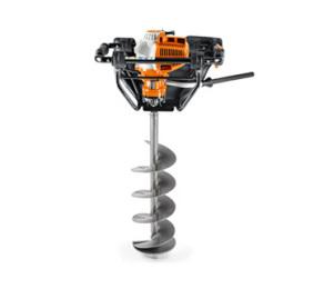 Mocny jednoosobowy świder glebowy BT 130