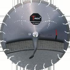 Tarcza diamentowa TREX Beton 20