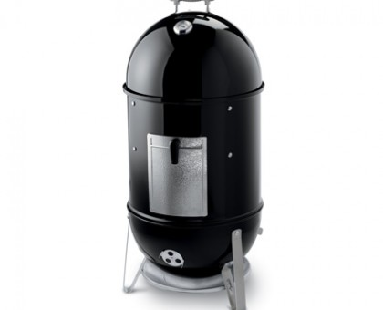 Smokey Mountain Cooker 57 cm, czarny
