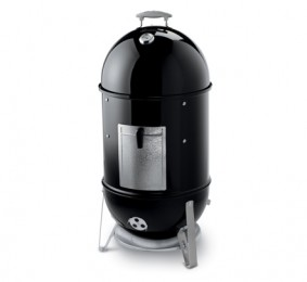 Smokey Mountain Cooker 47 cm, czarny