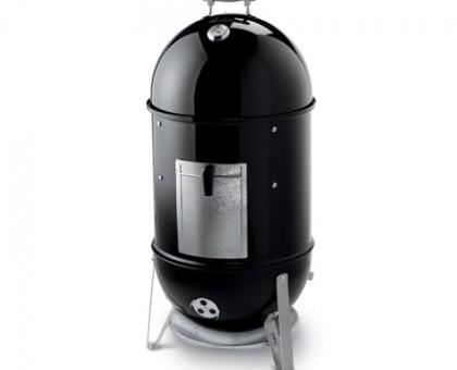 Smokey Mountain Cooker 47 cm, czarny