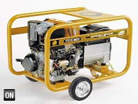 Agregat prądotwórczy TRDS6600
