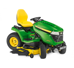 Traktor John Deere x584 // Olej i Transport Gratis!!!