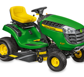 Traktor John Deere X105 // Gratis Olej i Transport!!