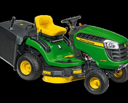 Traktor John Deere x115R // Gratis Olej i Transport!!