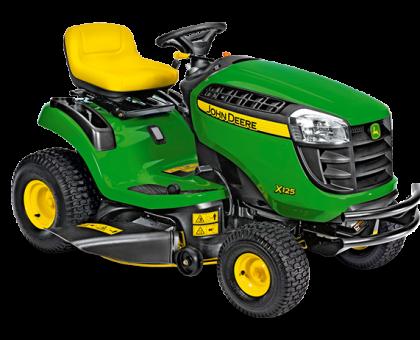 Traktor John Deere X125 // Gratis Olej i Transport !!