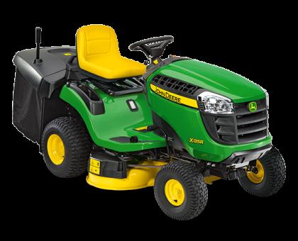 Traktor JOHN DEERE X135R – Traktorek ogrodowy // Gratis Olej i Transport!!!