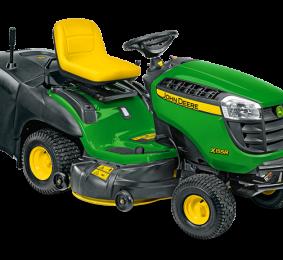 Traktor John Deere X155R // Gratis Olej i Transport!!