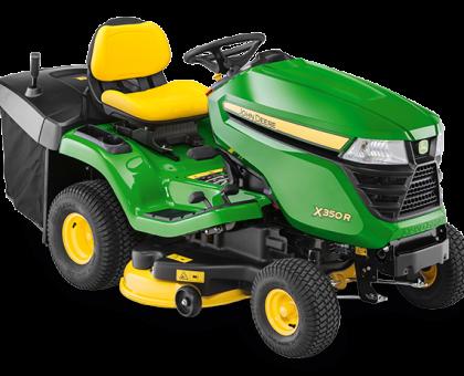 Traktor John Deere X350 R / Gratis Olej + transport!! / 4 lata gwarancji!!