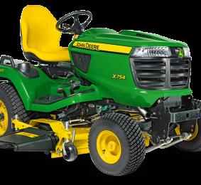 Traktor John Deere X754 BEZ AGREGATU + Olej i Dostawa Gratis!!!