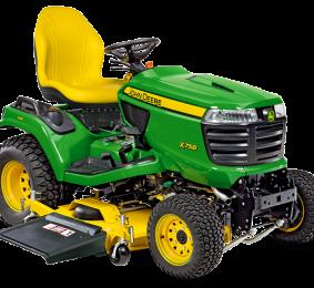 Traktor John Deere X758 BEZ AGREGATU + Olej i dostawa Gratis!!!