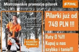 Promocja zimowa STIHL 2017 !!!