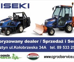 Autoryzowany Dealer ISEKI – Olsztyn