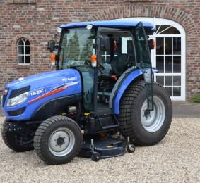 ISEKI TG 6490 AL Traktor komunalny z kabiną // Autoryzowany Dealer