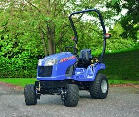 ISEKI TXG 237 Traktor Komunalny