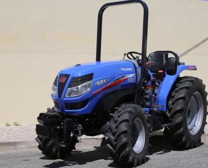 ISEKI TG 6490 AL Traktor komunalny bez kabiny // Autoryzowany Dealer