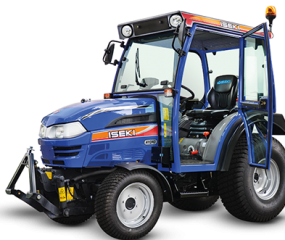 ISEKI TH 4335 AL Traktor komunalny // Autoryzowany Dealer