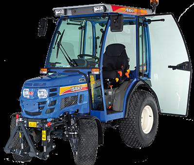 ISEKI TM 3265 AL Traktor komunalny