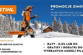 Promocja zimowa STIHL 2020!!!